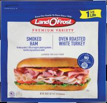 Sandwich product image.