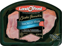 Land O' Frost Bistro Favorites 5-6 oz. Select Varieties Lunch Meat product image.