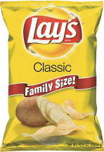 Lay's XL size product image.
