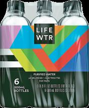 Lipton, Lifewateror Rockstar 4-6 pk. Select Varieties Beverages product image.
