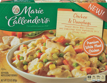 Marie Callender's or Healthy Choice 9.5-18 oz. Select Varieties Frozen Entrees product image.
