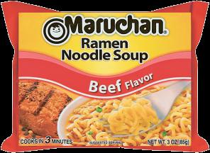 Ramen Noodles product image.
