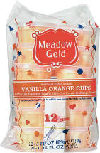 Meadow Gold 12 ct. Select Varieties Ice Cream Cups product image.