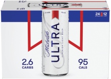 Michelob  288 oz. Select Varieties Ultra product image.
