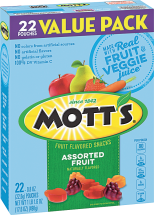 Fruit Snacks product image.