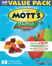 Fruit Snacks or product image.