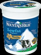Yoghurt product image.