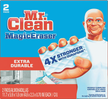 Mr. Clean 2 ct. Select Varieties Magic Erasers product image.