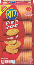 Ritz Crackers product image.