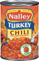 Nalley 14 oz. Select Varieties Chili Con Carne product image.