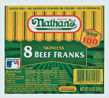Beef Franks product image.