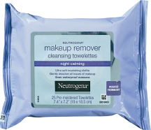 Makeup remover Wipes product image.