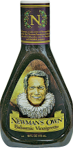 Newman's Own  16 oz. Select Varieties Salad Dressing product image.