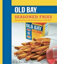 Seasoned Fries product image.