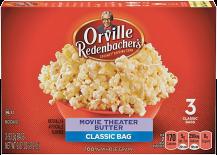 Orville Redenbacher's 2-3 ct. Select Varieties Popcorn product image.