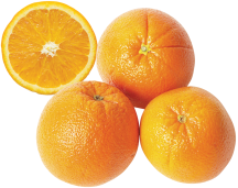 Fancy Navel Oranges product image.