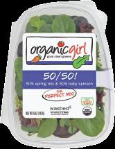 Organic Salad Mix product image.