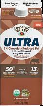 Organic Milk product image.