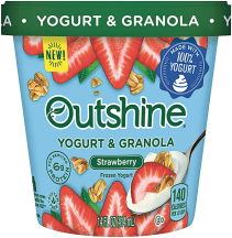 Outshine Frozen Yogurt product image.
