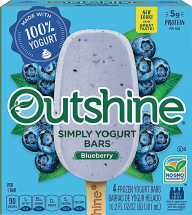 Dreyers Select Varieties Outshine product image.