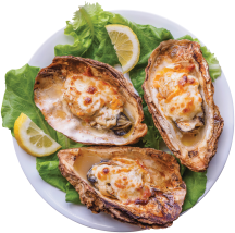 Oysters product image.