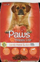 Paws Happy Life 12.5 lb. Dog Food product image.