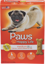 Dog Biscuits product image.