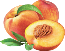 Juicy Ripe Peaches product image.