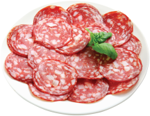 Pepperoni product image.