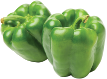 Bell Peppers product image.