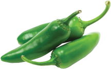 Jalapenos or Tomatillos product image.