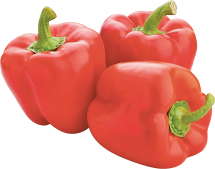 Red or Green Bell Peppers product image.