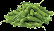 Shishito Peppers product image.