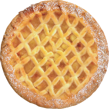 8 in. Select Varieties Fruit Pies product image.