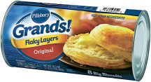 Pillsbury 16.3 oz. Select Varieties Grands!Biscuits product image.