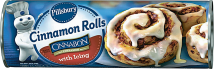 Pillsbury 8-13.9 oz. Select Varieties Roll Dough product image.