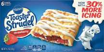 Toaster Strudels product image.