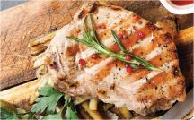 Boneless Pork Sirloin Chops product image.