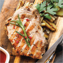 Pork Loin product image.