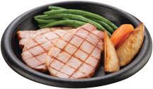 Ham Steaks product image.