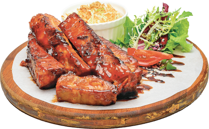 Boneless Country Style Pork Ribs product image.