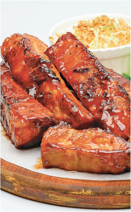 Boneless Pork Country Style Ribs product image.