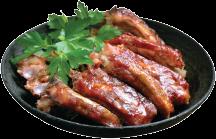 Pork Spareribs product image.