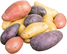 Two-Bite Potatoes product image.