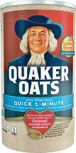 Oatmeal product image.