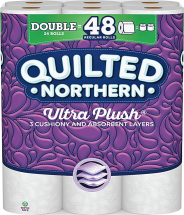 Scott or Quilted Northern 12-24 ct. Select Varieties Bathroom Tissue product image.