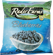 Rader Farms 30-38 oz. Select Varieties Frozen Fruit product image.