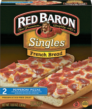 Red Baron 11.2 oz. Select Varieties Pizza product image.