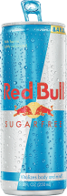 8.4 oz. Select Varieties Red Bull Energy Drnk product image.