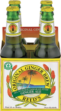 Reed's Ginger Sodas 4/12 oz. product image.